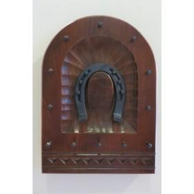 Пано с подкова за ключ ПКК 1.2 липа/дъб